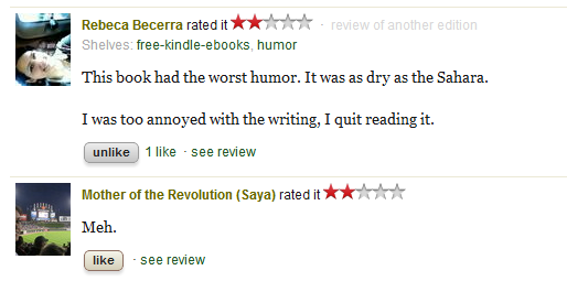 first world problems book review
